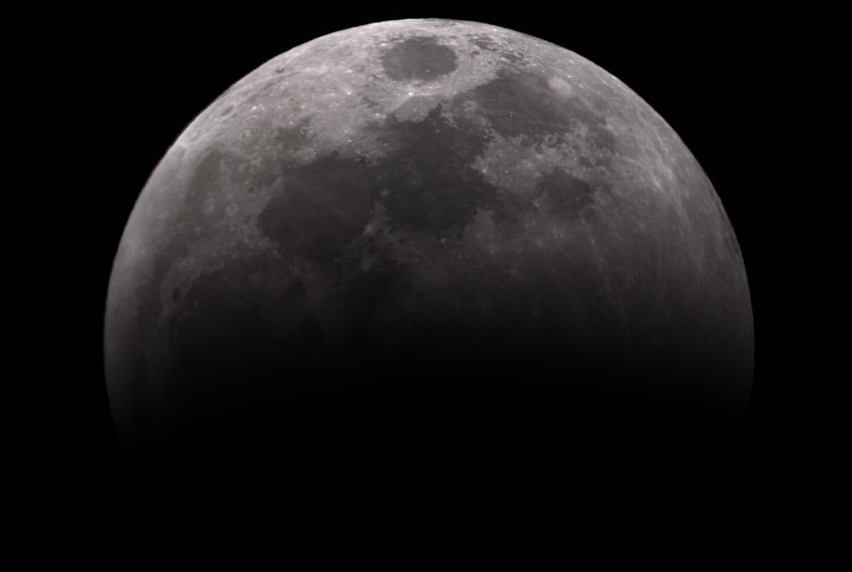 Image of January 20th lunar eclipse by Joe Pineda.